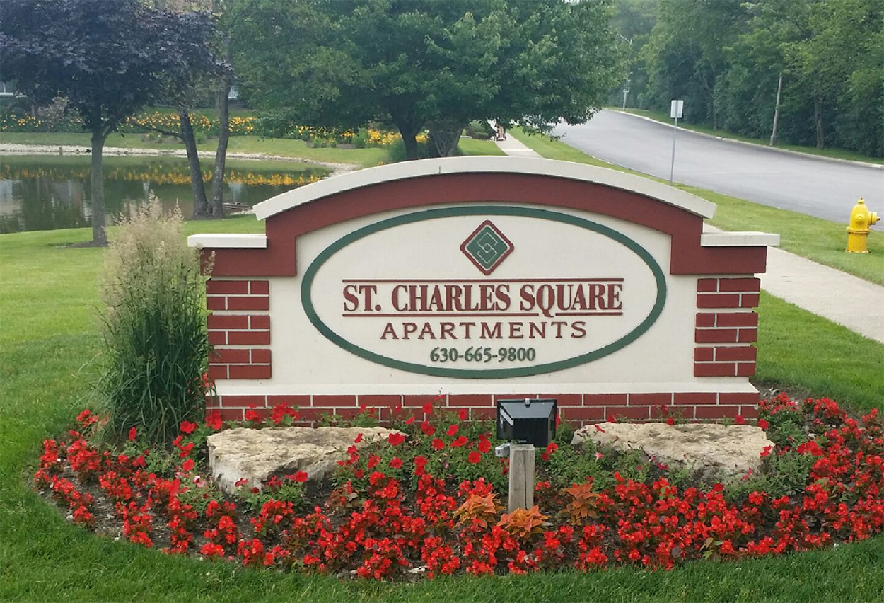St Charles Square Apartments Carol Stream Il